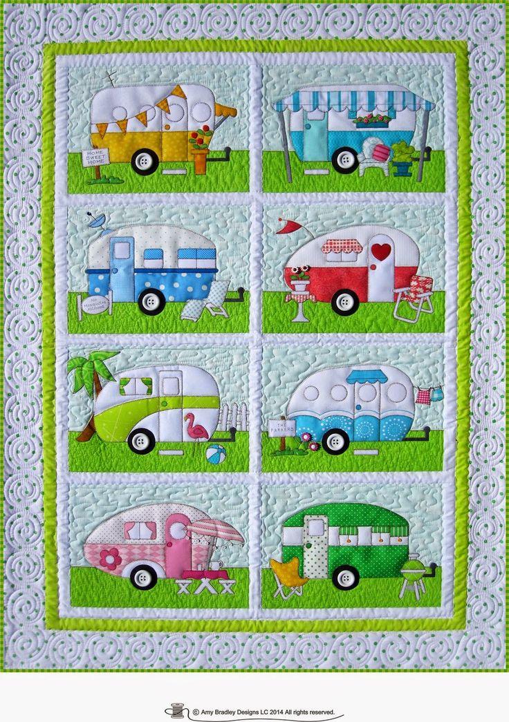Amy Bradley Designs: Camping Inspirations!