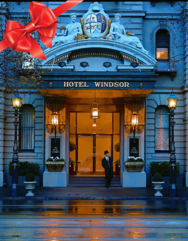 Hotel Windsor, Melbourne