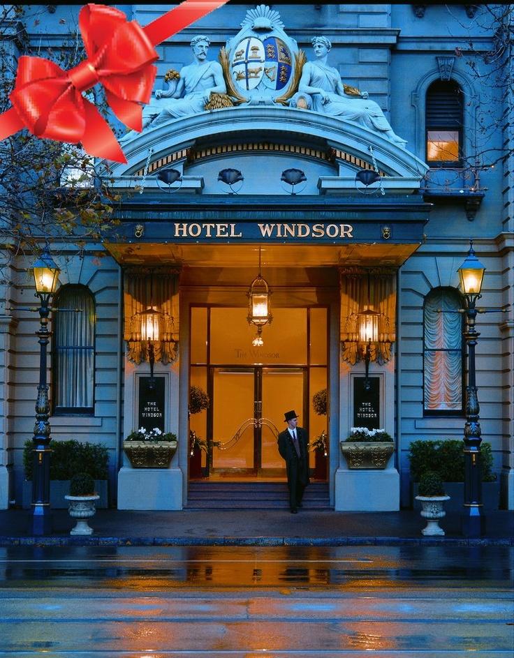 Hotel Windsor, Melbourne #Australia