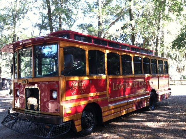 Hop On Hop Off Trolley Tours In Charleston Sc