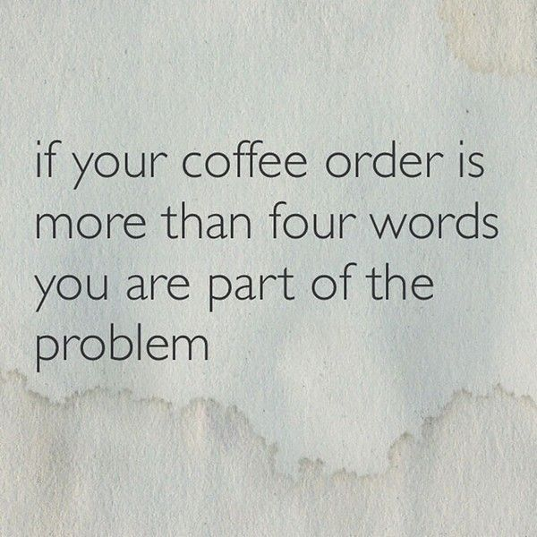 You are part of the problem. Uninspirational quotes