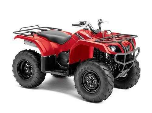 New 2014 Yamaha Grizzly 350 Automatic ATVs For Sale in Alabama. 2014 Yamaha Grizzly 350 Automatic, 2014 Yamaha Grizzly 350 Automatic Grizzly tough mid-size performance. Exclusive top-of-the-line features like Ultramatic automatic transmission can be found on this price point friendly mid-class Grizzly. The power-packed, full-featured Grizzly 350 Automatic 2WD carries a lot of advanced Yamaha ATV technology in an affordable package. Industry-exclusive, fully automatic Ultramatic transmission…