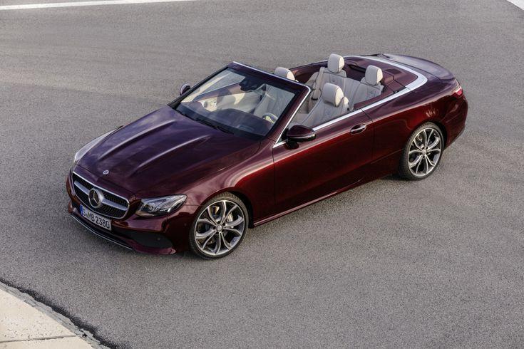 10 besten Mercedes Benz E Klasse Cabriolet A238 Bilder auf