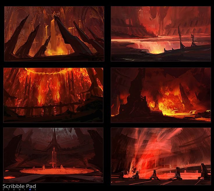 Thor Video Game - Concept Art Thumbnails, James Paick on ArtStation at http://www.artstation.com/artwork/thor-video-game-concept-art-thumbnails
