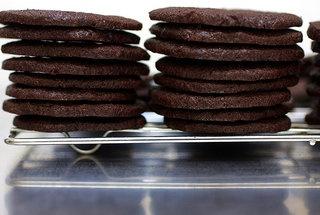Homemade Chocolate Wafers + Icebox Cupcakes | Cookies n Stuff ...