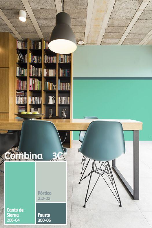 Disfruta de un espacio ameno y relajado utilizando nuestro sistema Combina 3C.
