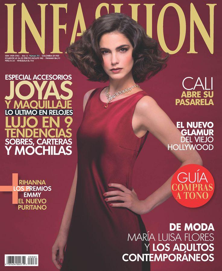 María Luisa Flores y los Adultos Contemporáneos, nuestra portada del mes de octubre.