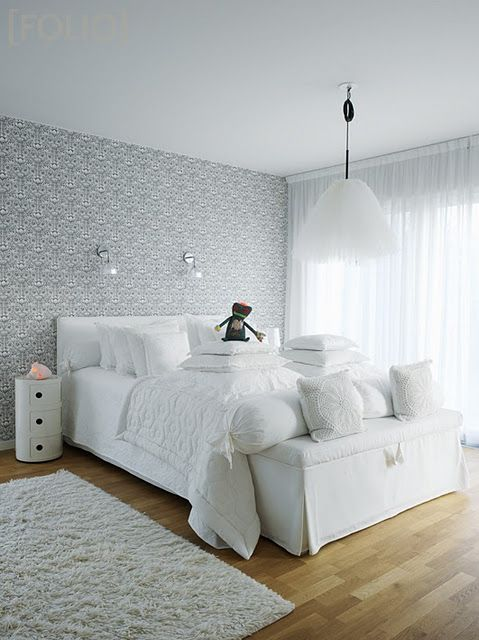 1000 Images About White Bedding On Pinterest White