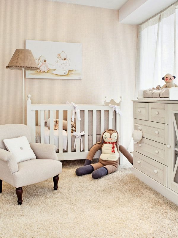 12 best HABITACIÓN NENES images on Pinterest | Baby rooms, Bears and ...