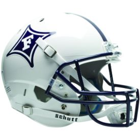 Old Ghost Collectibles - Furman Paladins NCAA Schutt XP Full Size Replica Football Helmet, $81.99 (http://www.oldghostcollectibles.com/furman-paladins-schutt-full-size-replica-xp-football-helmet/)