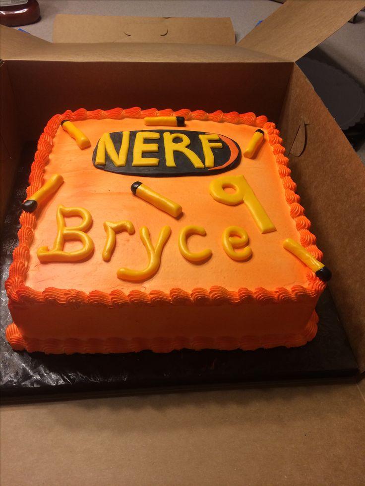 Logan Birthday Cake