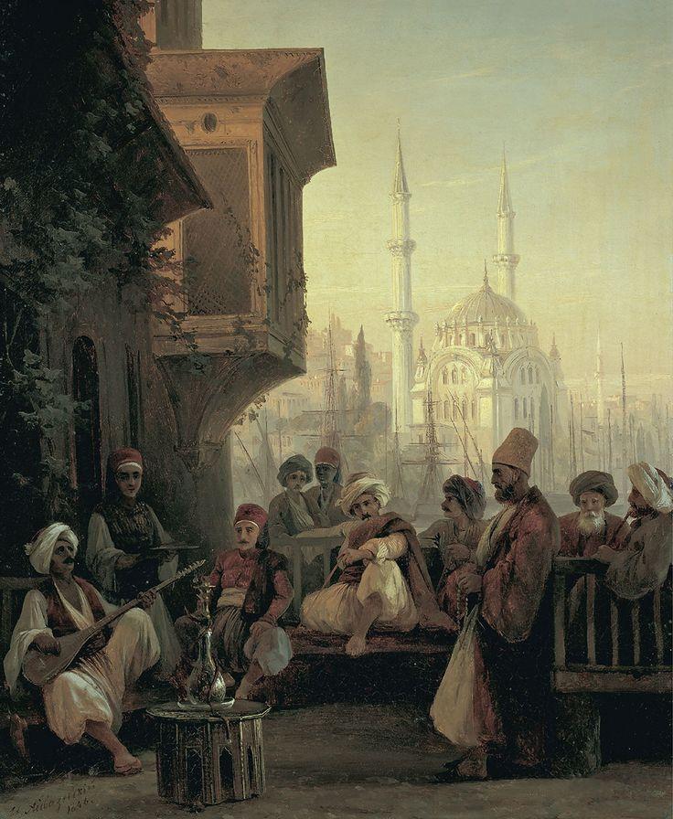 Эксперт Иван Самарин: «Ни один греческий дом в Александрии не обходится без…