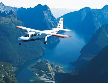 Queenstown Activity - Milford Sound Fly/Nature Cruise/Fly - Real Journeys