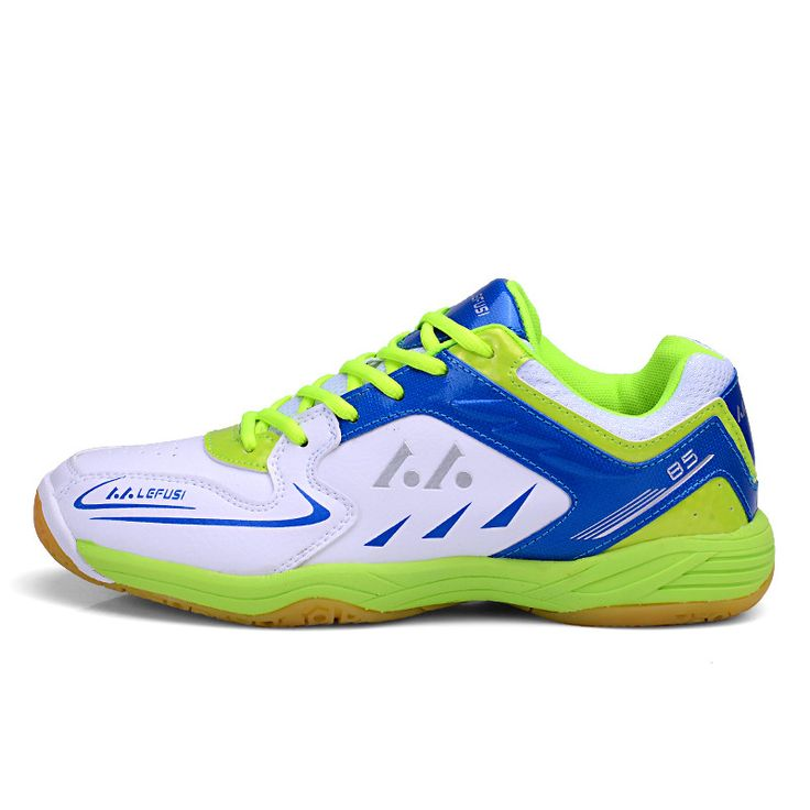 2016 Big Size 45 Badminton Shoes For Men Red/Green Zapatillas De Badminton Men Autumn Mens Badminton Sneaker Sport Shoes Men