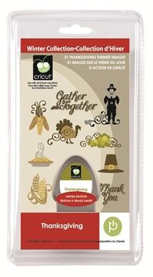 Cricut® Thanksgiving Seasonal Cartridge - Cricut Shop