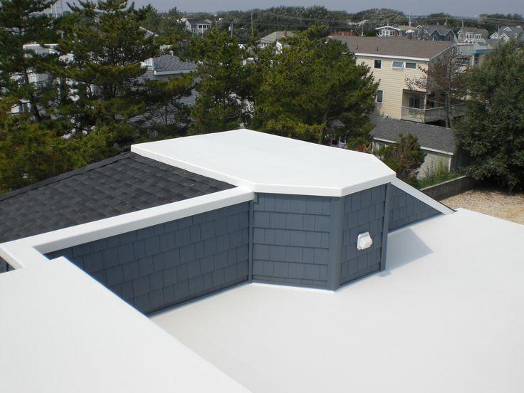 Captivating Fiberglass Roof Deck In LBI, NJ Http://www.njfiberglassdeck.com