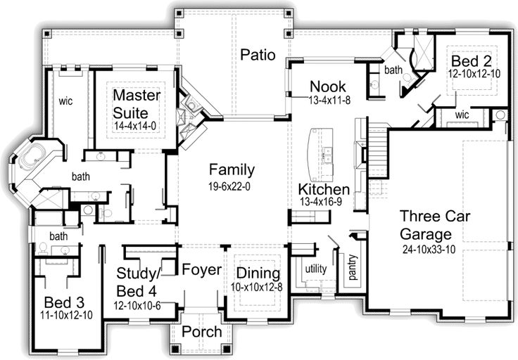 House plans by korel home designs for the next building for House plans by korel home designs