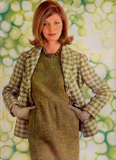 1181 Best Vintage Fashion 1965 1968 Images On Pinterest