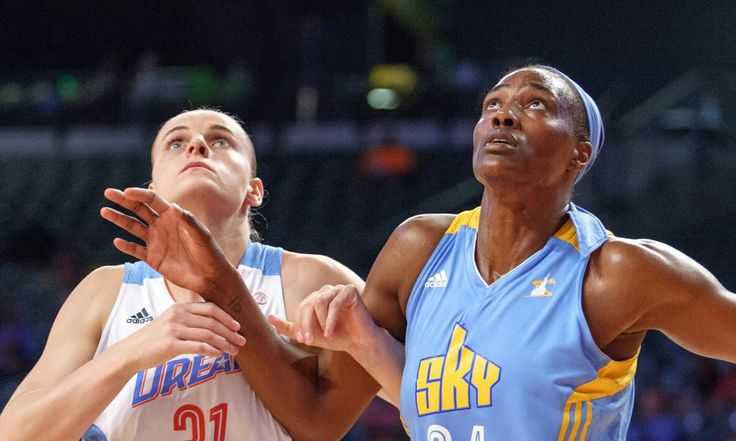 Sky Trade Fowles to Lynx in 3-Team Deal - Today's Fastbreak  Sylvia Fowles spent the first seven years of her WNBA career with the Chicago Sky, but Fowles wanted a change of scenery, so she decided to sit out this season until the Sky traded her.....