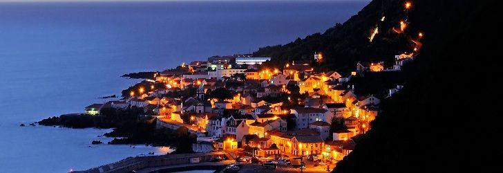 Calheta on Sao Jorge in the Azores