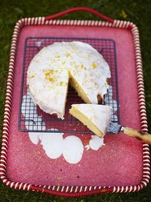My Nan's St. Clement's cake - orange and almonds | Jamie Oliver