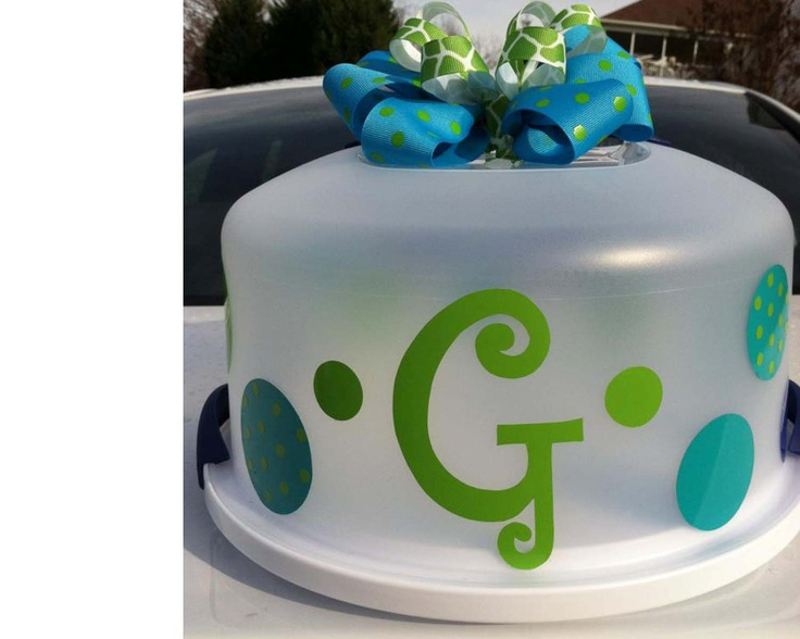 1000  images about vinyl cake carrier on pinterest