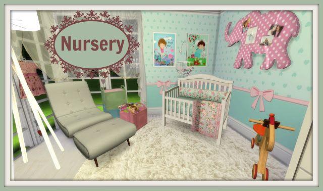 Sims 4 - Nursery