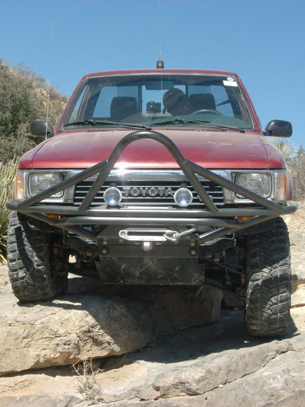 1990 Toyota 4WD Expedition Pickup Truck, Ultimate Adventre Vehicle, Built to the Hilt - Expedition Portal