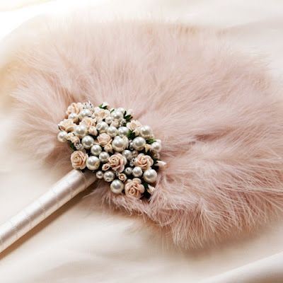 Posh bird's feather duster  But, I am allergic to dusting...