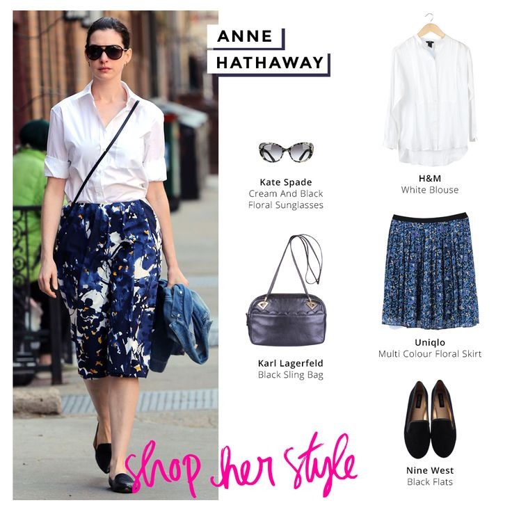 Today's inspiration are coming from Anna Hathaway! Dalam setiap kesempatan Anna selalu terlihat stunning. Are you guys love her style this time? So lets copy her style Ladies!