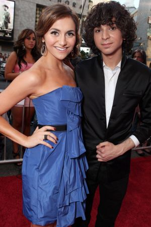alyson stoner and adam sevani oooow i was watching step up