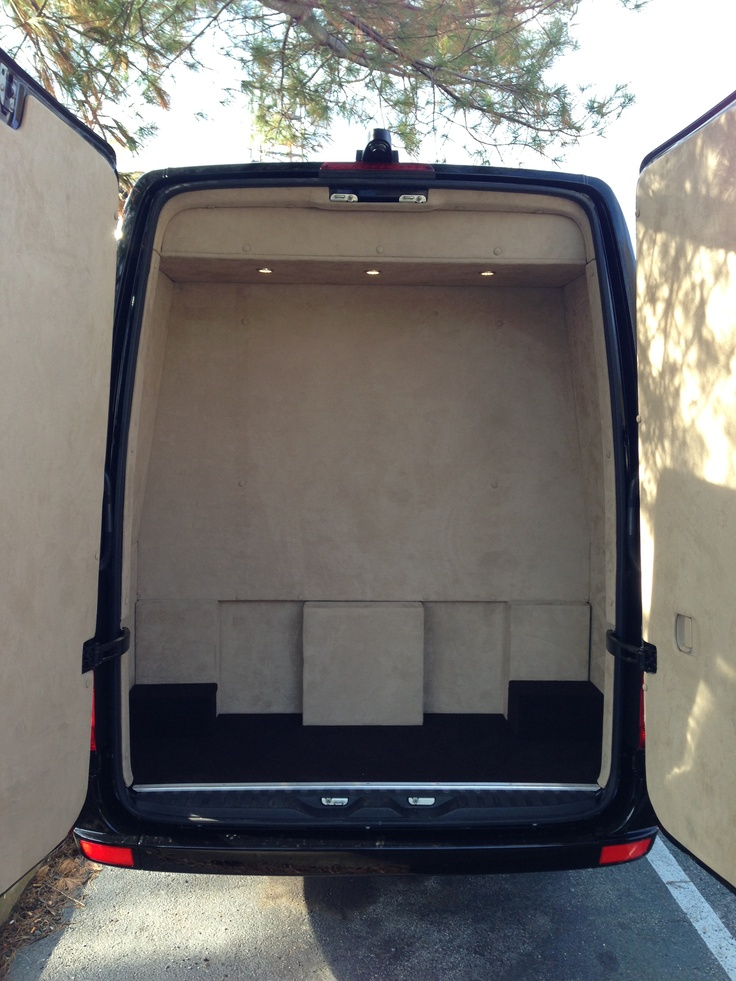 17 best images about custom mercedes benz sprinter van for Custom mercedes benz sprinter