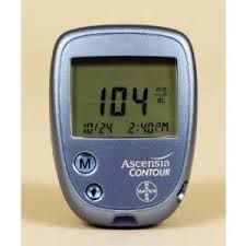 #ASCENSIA CONTOUR 1 is designed to check the accuracy of your glucose meter and test strips. It is used by diabetic patients to measure the amount of glucose in their blood.  https://secure.adv-care.com/cgi-bin/ncommerce3/ExecMacro/product/otcproduct.d2w/report?prrfnbr=1688908&prmenbr=7510