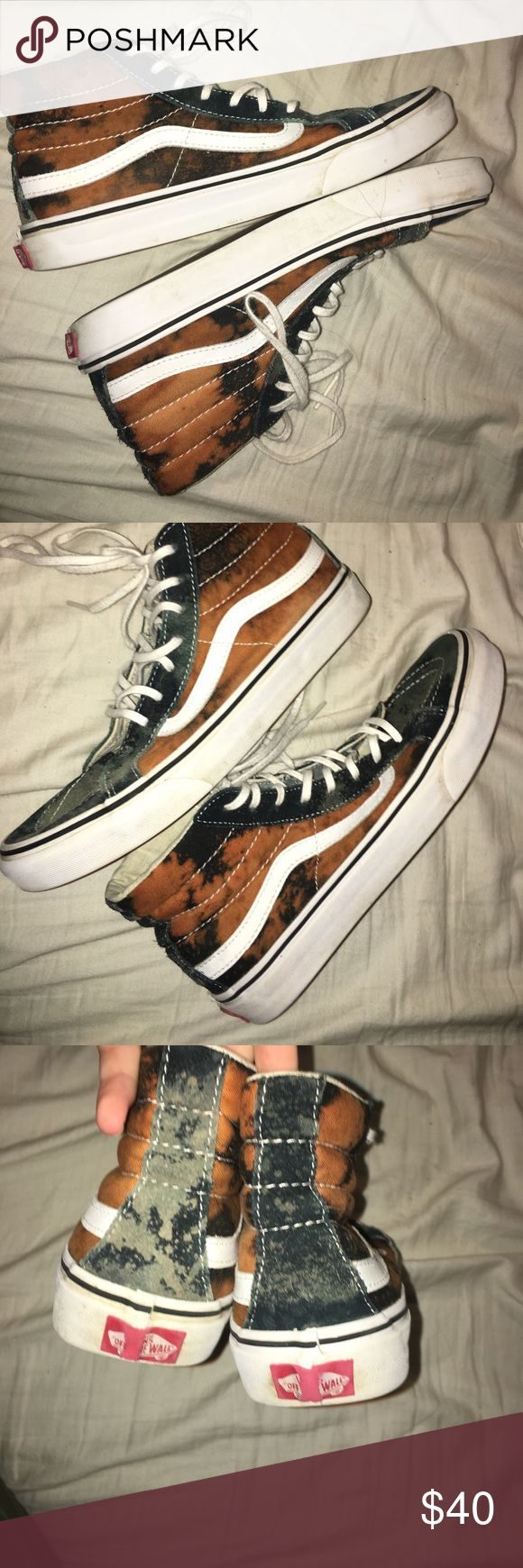 Vans Old Skool Customs