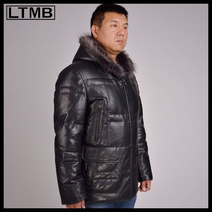 15 best Men's sheepskin leather coat images on Pinterest | Leather ...