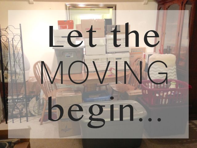 Moving Day Countdown  Richdale Writes  Moving Day