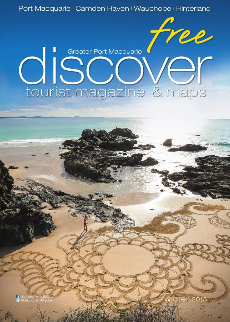 ISSUU - Discover Magazine (Greater Port Macquarie) April to September 2015 by Discover Media Australia