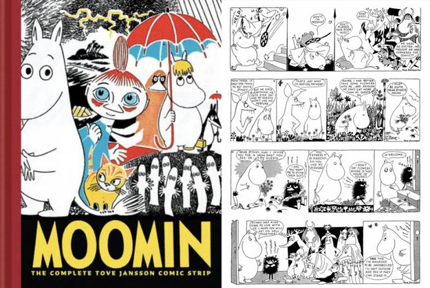 Moomin , by Tove Jansson & Lars Jansson