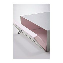 HYFS Stiefelbox, grau - IKEA