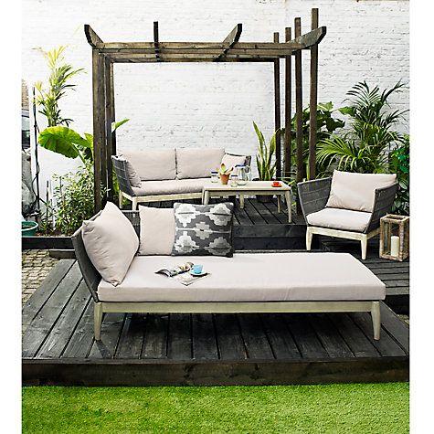 Ariel Outdoor Furniture  Buy John Lewis. 87 best Garden furniture images on Pinterest