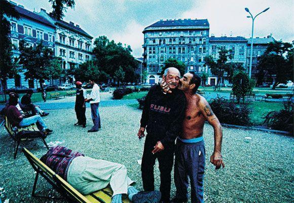 Stalter György: Város a városban (részlet a sorozatból, 2006)