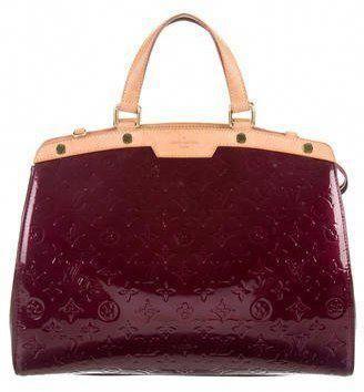 8431aabc3b3 Louis Vuitton Vernis Brea GM  Louisvuittonhandbags