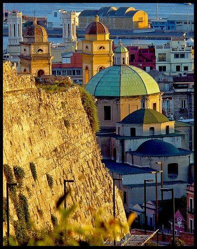 Cagliari,  my city