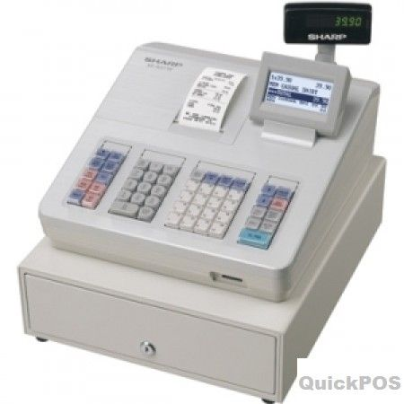 Get Sharp XEA207W Cash Register with Raised Keyboard White at CHEAP prices. QuickPOS undertake shipping to all parts of Australia. ‪#‎POSSystem‬ ‪#‎POSHardware‬ ‪#‎POSAccessories‬ ‪#‎POScashregister‬ http://bit.ly/1L0wd4r