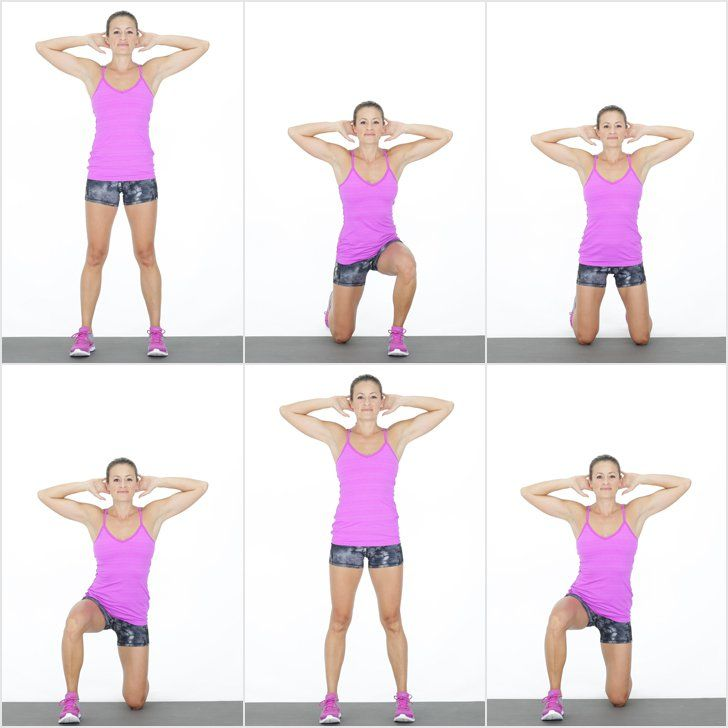 The Only 5 Butt Exercises You Need to Do