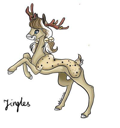 Jingles by TechTalkPony.deviantart.com on @DeviantArt