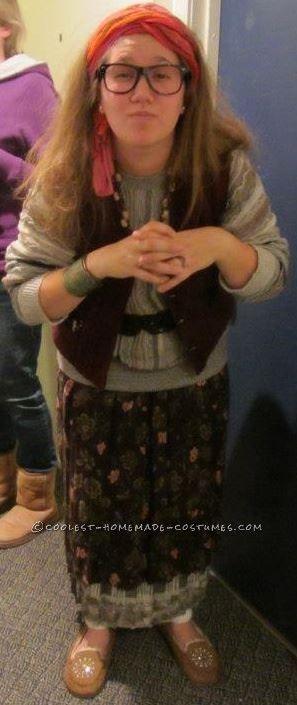 sybill trelawney outfit