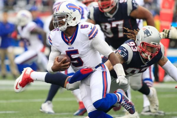 The Sports Xchange With the clock potentially running out on Tyrod Taylor's career as Buffalo's starting quarterback, Taylor turned in the…