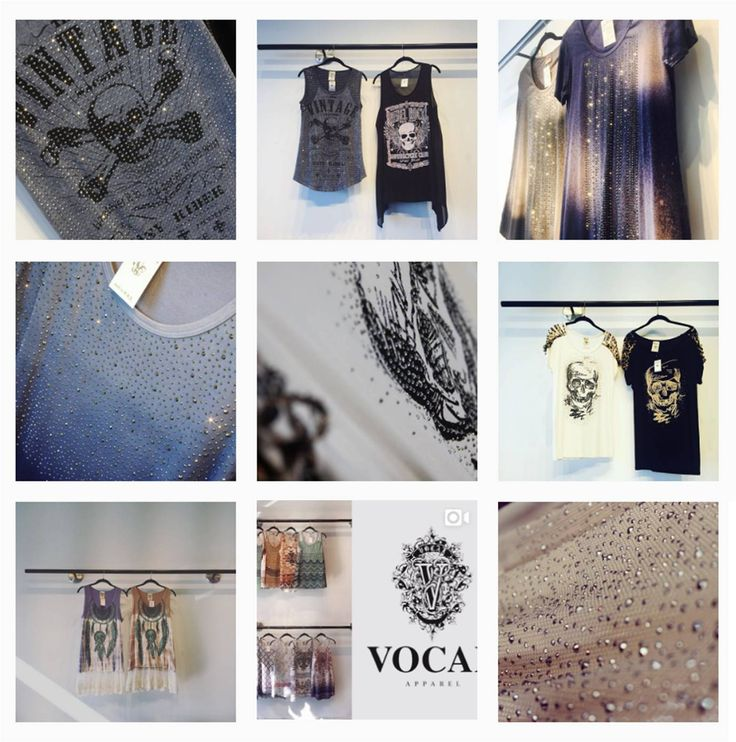 Wanna see more details? Follow Us On Instagram! @vocalapparel