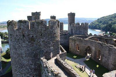#コンウィ城 #コンウィ #古城 #北ウェールズ #城塞都市 #みゅうロンドン #オプショナルツアー #現地ツアー #london #myulondon #castle
